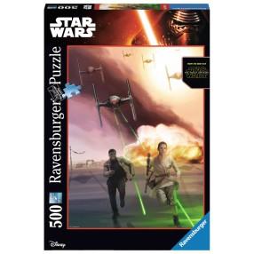 Ravensburger - Star Wars Ciemna strona mocy 500 elem. 146673