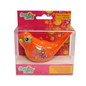TM Toys - Aqua bird Wodny ptaszek Trelek Pomarańczowy 0813 05