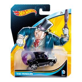 Hot Wheels - DC Comics Samochodzik Pingwin DMM17