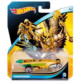 Hot Wheels - DC Comics Samochodzik Hawkman DRH05