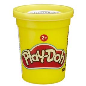 Play-Doh - Pojedyńcza tuba Żółta B7412