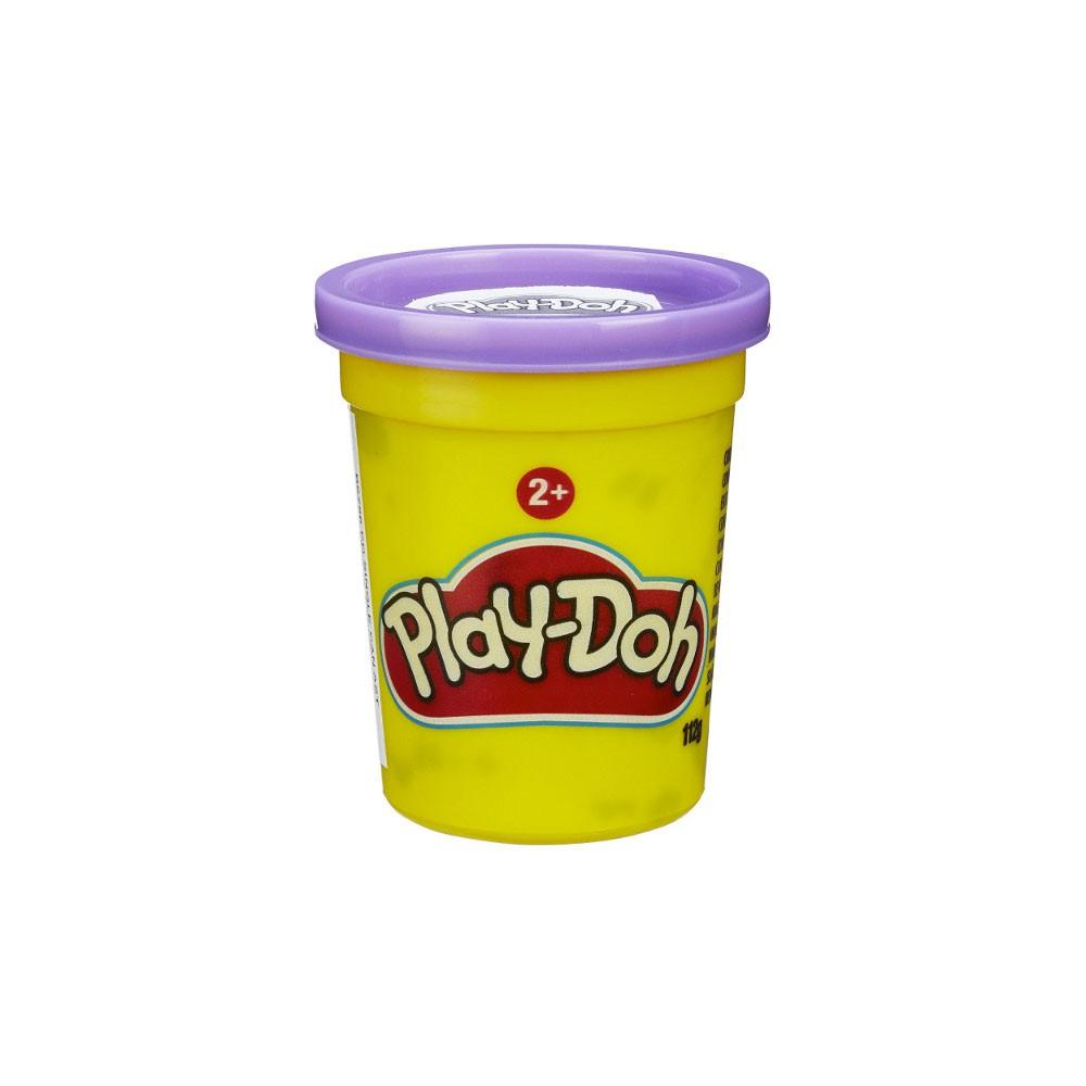 Play-Doh - Pojedyńcza tuba Fioletowa B7561