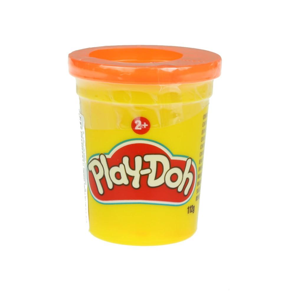 Play-Doh - Pojedyńcza tuba Pomarańczowa B7413