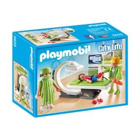 Playmobil - Pokój rentgenowski 6659