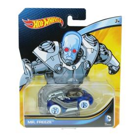 Hot Wheels - DC Comics Samochodzik Mr. Freeze DMM19