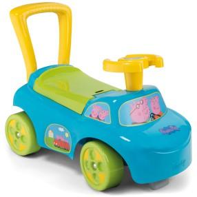 Smoby - Jeździk Auto Super samochód Świnka Peppa 720504