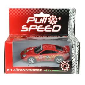 Carrera - Pull & Speed Samochód Porsche GT3 17104
