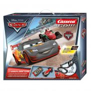 Carrera GO!!! - Disney Auta CARS Carbon Drifters 62385