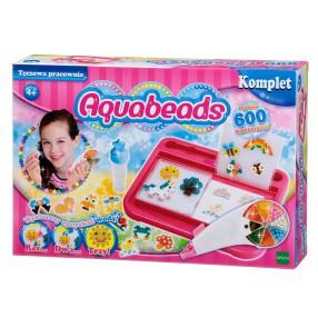 Aquabeads - Tęczowa pracownia 31618