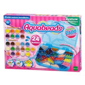 Aquabeads - Wielki zestaw koralików 31708