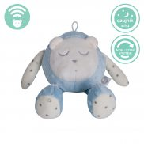 Szumisie - SZUMIŚ Śpiący maskotka Błękitny Czujnik Snu 30947