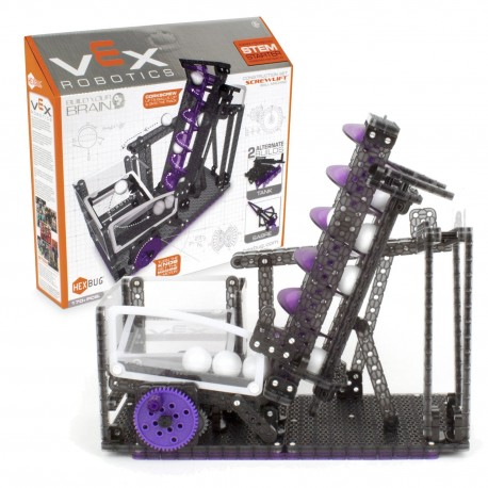 Hexbug - VEX Robotics Podnośnik ślimakowy kule 406-4207