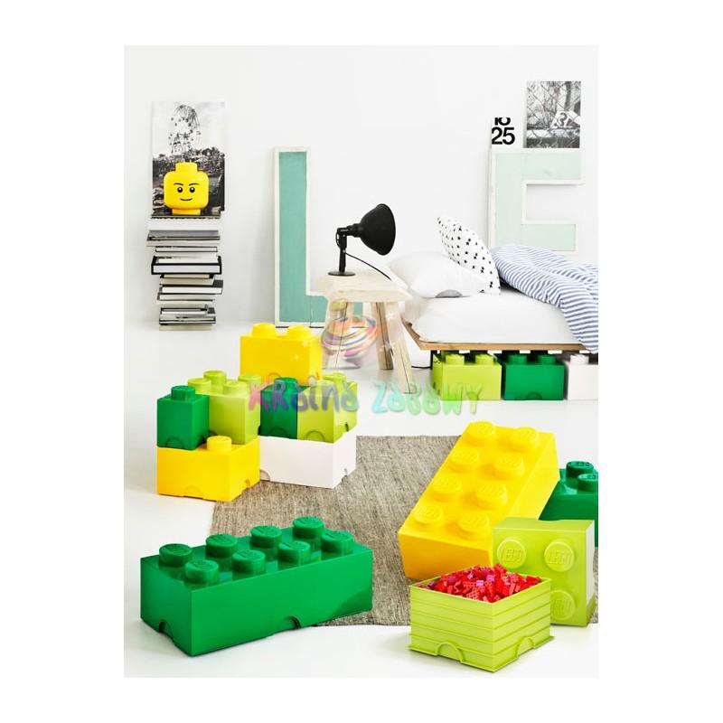 a0070460756d Pojemnik LEGO 1 Zielony 40011734
