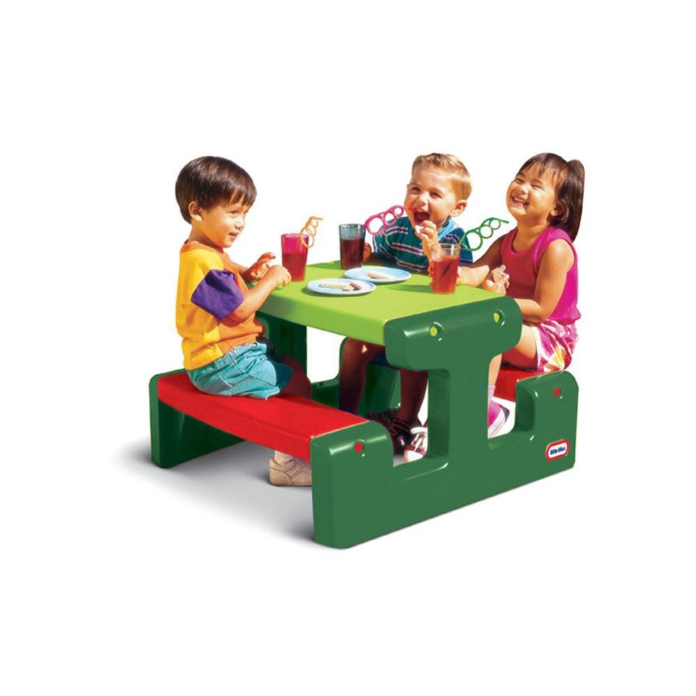 Little Tikes - Stół piknikowy zielony 479A