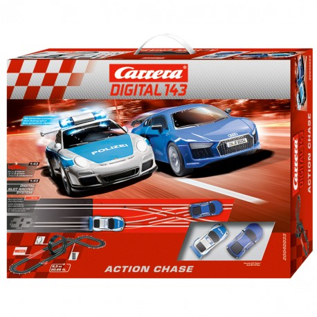 Carrera DIGITAL 143 - Action Chase 40033