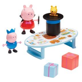 TM Toys Świnka Peppa - Przyjęcie, zestaw magika 06199