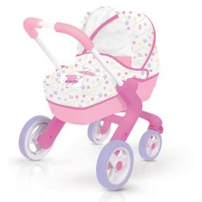 Smoby Świnka Peppa - Wózek głęboki Pop dla lalki 251306
