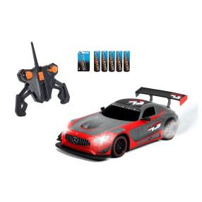 Dickie RC - Samochód Mercedes-AMG GT3 Dźwięk światło i dym 1119103