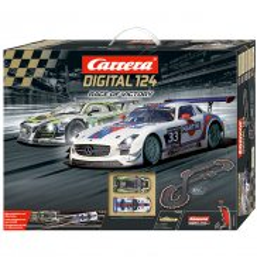 Carrera DIGITAL 124 - Race of Victory + Control Unit + WiFi 23621