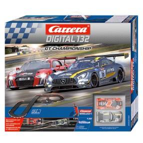 Carrera DIGITAL 132 - GT Championship + Control Unit + WiFi 30188
