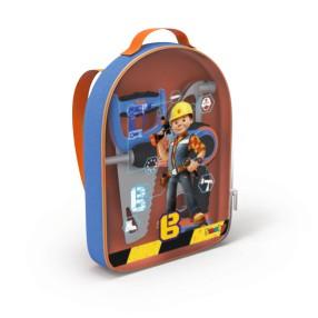 Smoby Bob Budowniczy - Torba Plecak z narzędziami 360136