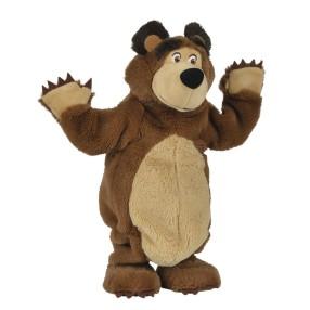 Simba Masza i Niedźwiedź - Maskotka Tańczący niedźwiedź Misza 9308236