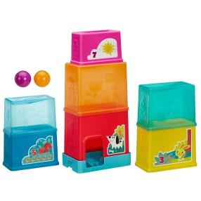 Hasbro Playskool - Piłeczkowa wieża B5847