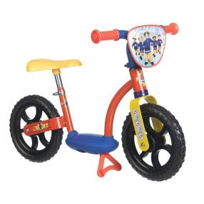 Smoby - Rowerek biegowy Strażak Sam 770108