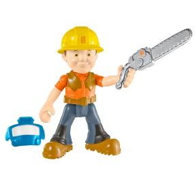 Fisher-Price Bob Budowniczy - Figurki z narzędziami Bob Drwal DHB07