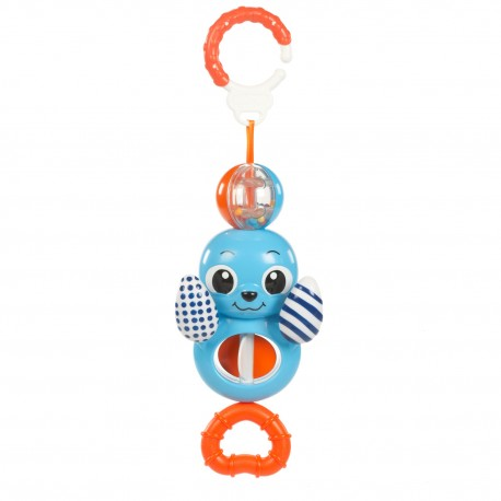 Little Tikes - Zawieszka Zabawa w chowanego Foczka Niebieska 640810