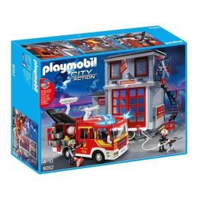 Playmobil - Straż pożarna 9052