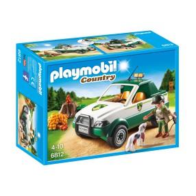 Playmobil - Samochód terenowy leśniczego 6812