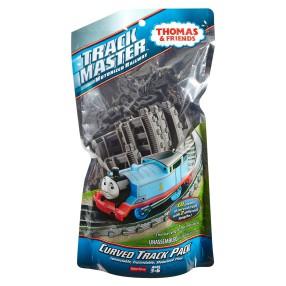 Fisher-Price Track Master - Zestaw torów Zakręty DFM57
