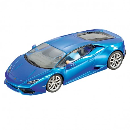 Carrera EVOLUTION - Lamborghini Huracán LP 610-4 (blau) 27514