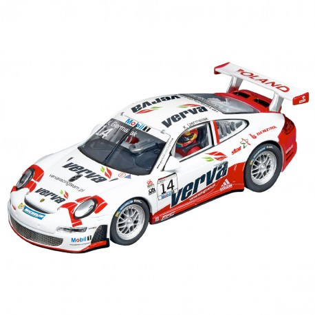 "Carrera EVOLUTION - Porsche GT3 RSR ""Lechner Racing, No.14"" Verva 27507"