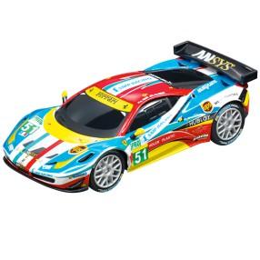 """Carrera GO!!! - Ferrari 458 Italia GT2 """"AF Corse, No.51"""" 64053"""