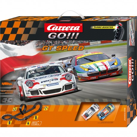 Carrera GO!!! - GT Speed 62398