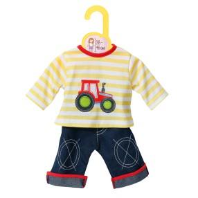Zapf Creation Dolly Moda - Spodnie z bluzką dla lalki 38-46 cm 870037