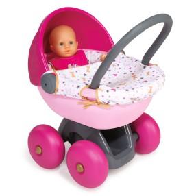 Smoby Baby Nurse - Wózek głęboki dla lalki 220312