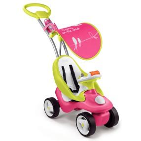 Smoby - Jeździk wielofunkcyjny Bubble Go Różowy 720102