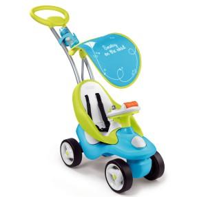 Smoby - Jeździk wielofunkcyjny Bubble Go Niebieski 720101
