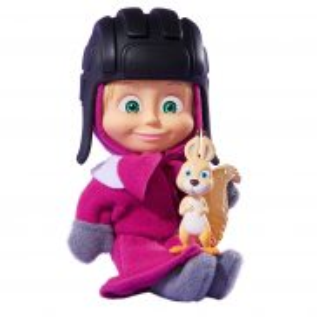 Simba Masza i Niedźwiedź - Masza z wiewiórką 9302117 E