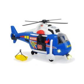 Dickie - Helikopter ratowniczy z dźwiękiem i światłem 3308356