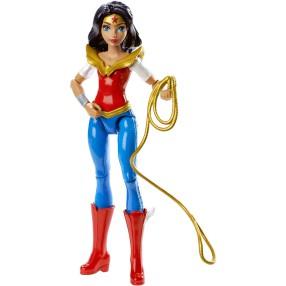 Mattel DC Super Hero Girls - Lalka podstawowa 15 cm Wonder Woman DMM33