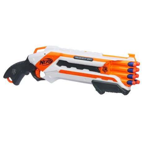Hasbro Nerf N-Strike - Wyrzutnia Rough Cut Elite A1691