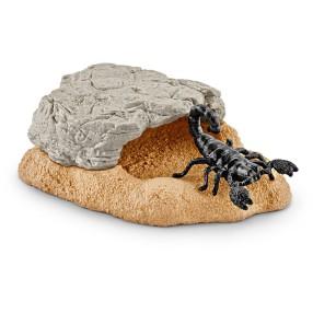 Schleich - Jaskinia skorpiona 42325
