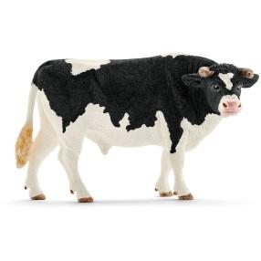 Schleich - Byk rasy Holstein 13796