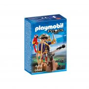 Playmobil - Kapitan piratów 6684