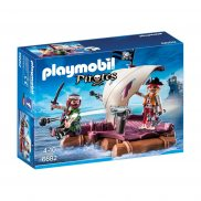 Playmobil - Tratwa piracka 6682