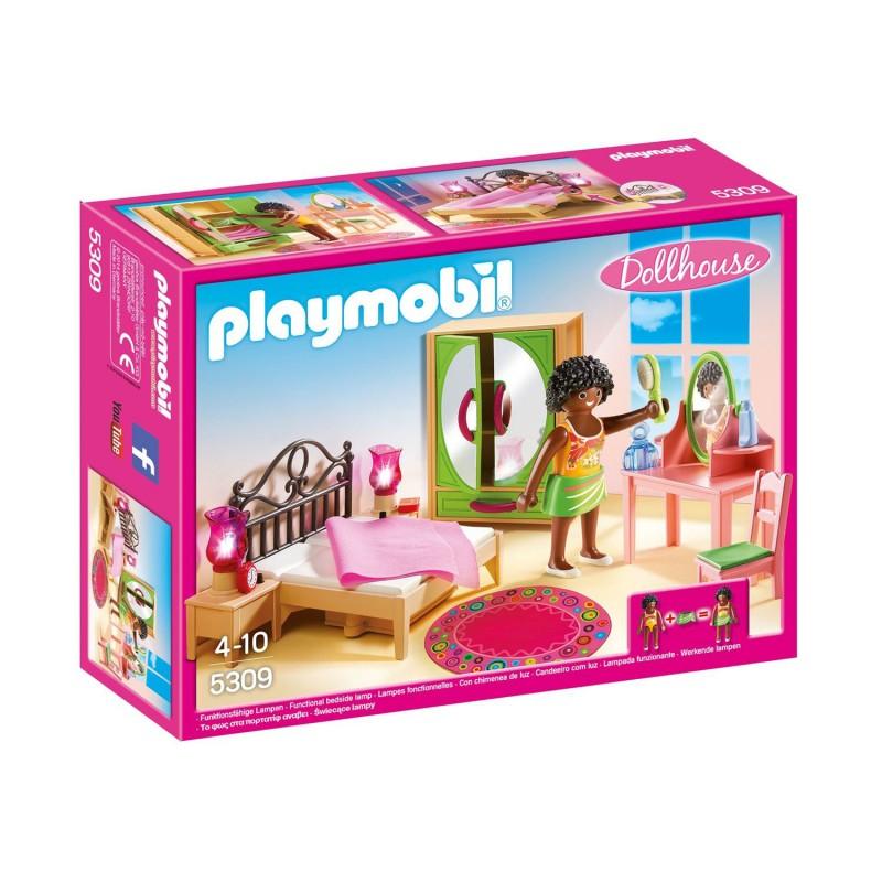Playmobil Sypialnia Z Toaletka 5309